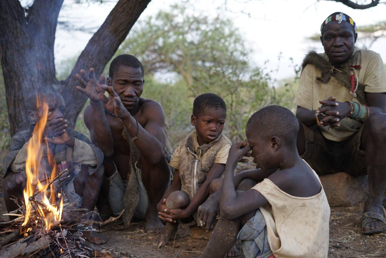 Bushmen of Northern Tanzania